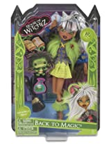 Bratzillaz Back to Magic Doll -Sashabella Paws