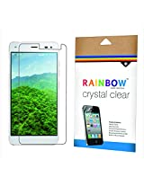 Rainbow Crystal Clear Protector Screen Guard for Reliance Jio Lyf Earth 1