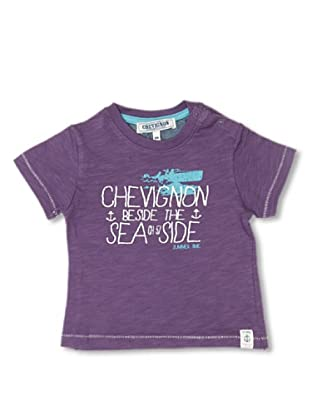 Chevignon Kids Camiseta Hillsborough (Violeta)