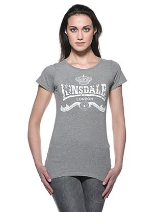 Lonsdale T-Shirt Richelle (Grigio)