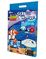 Jaadoo Animal Planet Sea World Card Game