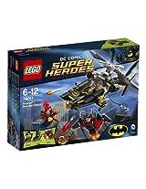 Lego Super Heroes Batman Man Bat Attack, Multi Color