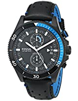 Fossil End-of-Season Wakefield Analog Black Dial Men's Watch - CH2934