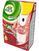 Airwick Fresh Matic Complete Kit - 250 ml (Velvet Rose)