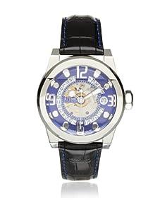 Ritmo Mundo Unisex 251 Blue Pantheon Automatic Watch