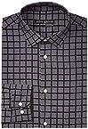 Arrow Newyork Men's Formal Shirt (8907259285757_ASQY5117_39_Black)