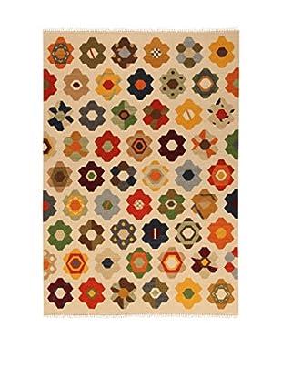 Kilim Carpets by Jalal Teppich Kilim Star