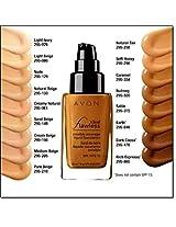 Avon Ideal Flawless Invisible Coverage Liquid Foundation Dark Cocoa Z306