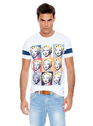 Pepe Jeans London Camiseta Monroe (Blanco)