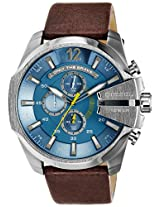 Diesel End-of-Season Analog Blue Dial Men's Watch - DZ4281