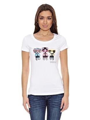 Sándalo Camiseta Nash (Blanco)