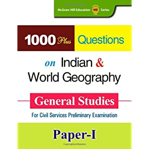 1000 Plus Questions on Indian and World Geography