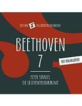Beethoven:Symphony No. 7 [Die Taschenphilharmonie, Peter Stangel] [SOLO MUSICA: ETP003]