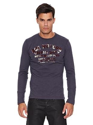 Pepe Jeans London Camiseta Amen (Gris)