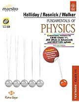 Fundamentals Of Physics, Textbook & Practice Book, Class 11 (Set Of Text Book) : Textbook Class 11