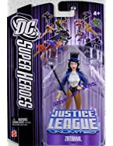 Justice League Unlimited Dc Super Heroes Zatanna