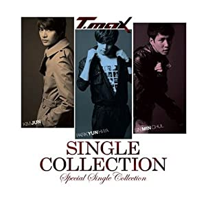 【クリックでお店のこの商品のページへ】T-Max - Single Collection (Special Edition)(韓国盤) [Maxi]