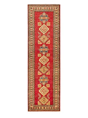 eCarpet Gallery One-of-a-Kind Hand-Knotted Gazni Rug, Red, 2' 9