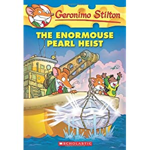 The Enormouse Pearl Heist: 51 (Geronimo Stilton)