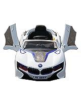 Dates Shoppe Saluja Toys BMW White /Radio & Remote Control