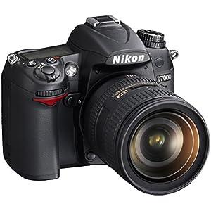 Nikon D7000 DSLR (with AF-S 18-105mm VR Kit Lens) (Black)