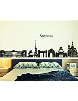 Syga Saint petersburg glow in night wall stickers ABQ_FOYH