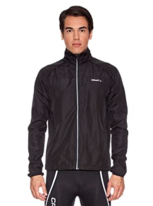 Craft Chaqueta Active Run (Negro)
