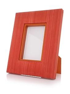 """Terragrafics Riviera 4"""" x 6"""" Picture Frame (Orange)"""