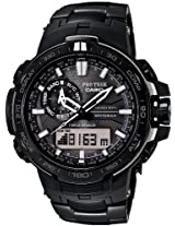 CASIO PROTREK BLACK TITAN LIMITED 2014 (PRW-6000YT-1JF) 6 MULTIBANDS (JAPANESE MODEL)