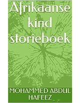 Afrikaanse kind storieboek