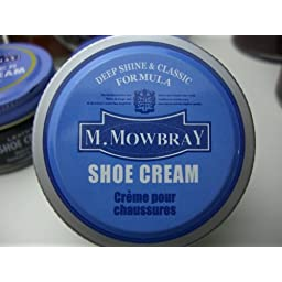 M. Mowbray Shoe Cream