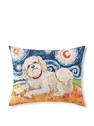 Van Growl Shih Tzu Pillow