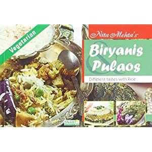 Biryanis and Pulaos