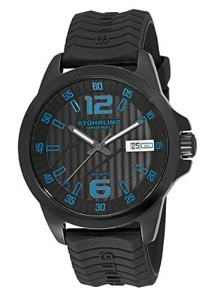 STÜRLING ORIGINAL 219B.335651 - Reloj de Caballero movimiento de cuarzo con correa de caucho