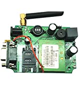 GSM Modem SIM300 for projects mic in speaker out option buzzer in built rs 232 interface