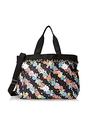 Benefit for LeSportsac Women's Temptress Tote, Baubles and Blooms Br