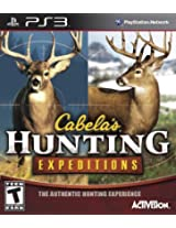 Cabela's Hunting Expeditions (PS3)