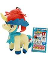 Banpresto My Pokemon Colle Countion Best Wishes Mini Plush - 47938 - Keldeo