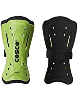 Cosco Kicker Football Shinguard (Light Green)