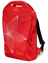 "Golla Const 16"" Laptop Backpack (Red)"