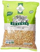 24 Mantra Organic Chana (Bengalgram) Dal, 1kg