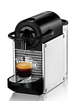 Delonghi Maquina De Café Nespresso Pixie Automática. Flow Stop. Expresso. 19 Bar. Color Metal