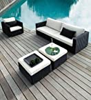 GEBE - Exotic Sofa Set with Side Seaters