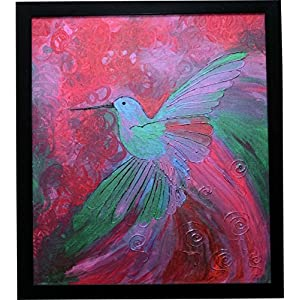 TitliArt Creations The Lively Hummingbird
