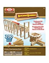 Ideal 200-pc. Building Boards Wood Construction Set