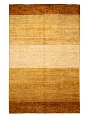 Darya Rugs Modern Oriental Rug, Barley, 6' 6