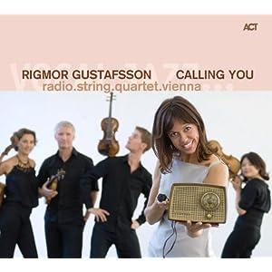 ♪LCalling You /Rigmor Gustafsson リグモア・グスタフソン | 形式:CD
