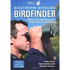 Southern African Birdfinder: Where to Find 1400 Bird Species in Southern Africa and Madagascar (Sasol)