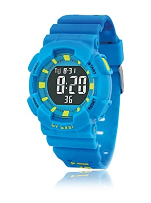 By Basi Reloj Hutch Azul Azul