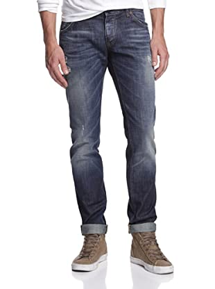 Dolce & Gabbana Men's Skinny Fit Jean (Blue)